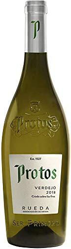 Protos Vino Blanco Verdejo - 75 cl (Pack de 3)