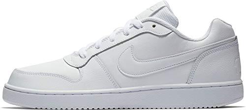 Nike Ebernon Low, Zapatillas sin Cordones para Hombre, Blanco...
