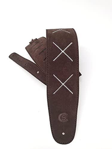 Custom Style -  Wildleder Strap