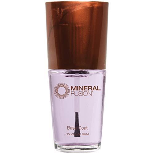 Mineral Fusion Nail Polish Base Coat, 0.33 Ounce (Packaging May Vary)