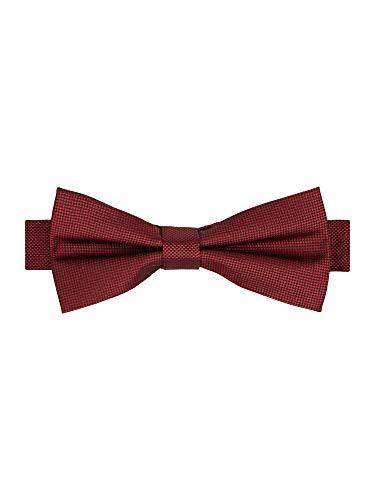 Calvin Klein K10K104345 lazos corbata de moño Hombre rojo UNI