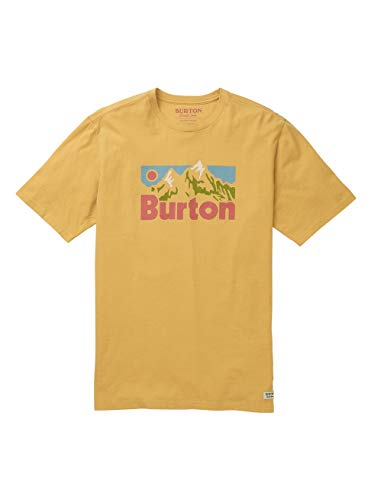 Burton Herren Friston T-Shirt, Ochre, S