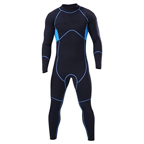 DAUERHAFT Traje de Buceo fácil de Mover, Agradable a la Piel, Resistente a los Productos químicos para Deportes acuáticos(L)
