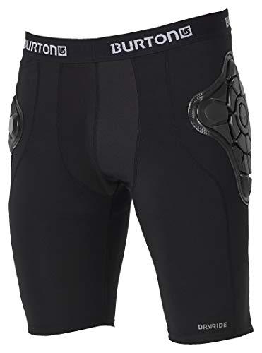 Burton Mens Total Impact Short, True Black, Large