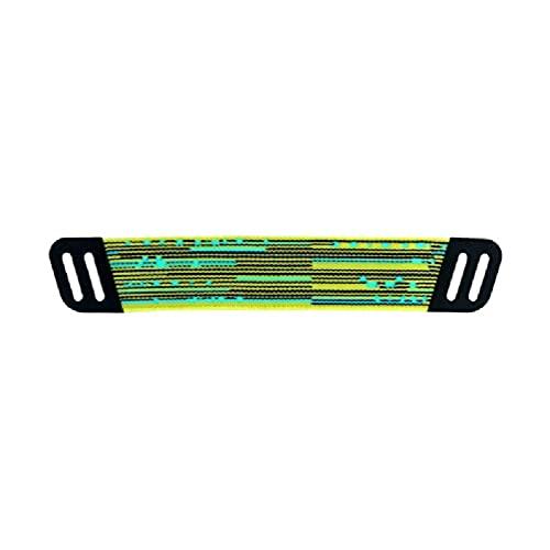 ZOUD Pieza de la correa - Logitech G733 Auriculares compatibles con Bluetooth en nailon duradero con correa o patrones de diamante Debe tener auriculares de repuesto para diadema