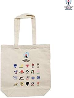 RWC2019RWC 2019 ラグビーワールドカップ トートバッグ商品 公式オフィシャルグッズ 日本代表 オールブラックス QC325
