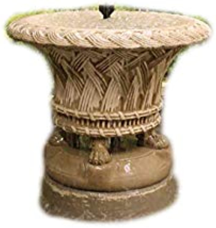 Geoffs Garden Ornaments Stone ornate jardineer tub water fountain feature