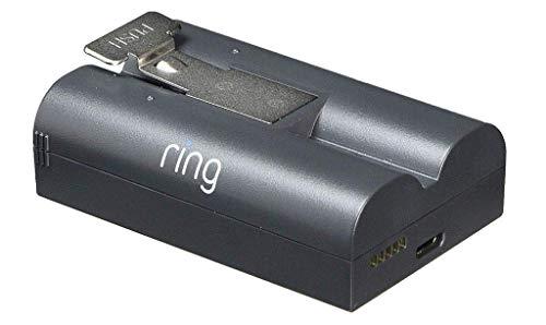 Ring Quick Release Battery: eenvoudig oplaadbare, verwisselbare accu
