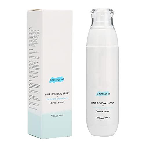 Crema depilatoria impecable, crema depilatoria para hombres y mujeres: suave pero de acción rápida, sin fragancia, no irritante para todo tipo de piel
