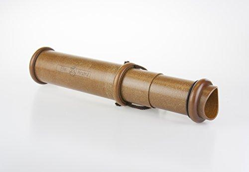 Weisskirchen Eifelhirschruf dreiteilig, Wildlocker, Lockinstrument, geeignet für die Jagd oder Tierbeobachtung
