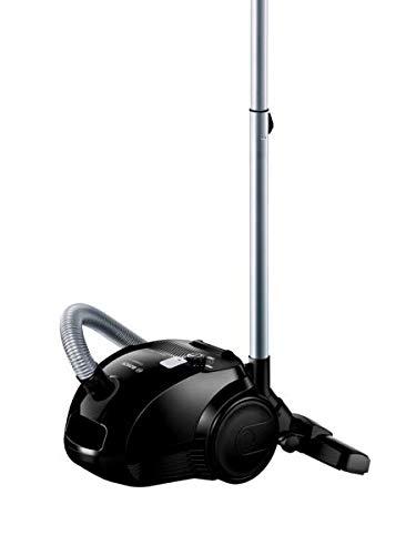 Bosch – Compaxx'x BZGL2A430 – Aspirateur Traîneau – Hyper Compact et Léger – sac 3.5 L – 600 W – 75 dB – Noir