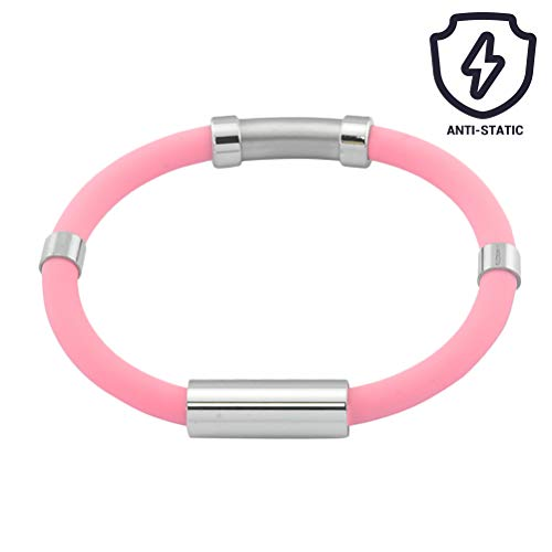 Anti-Static Bracelet Eliminate Body Static Wrist Straps for Women Men