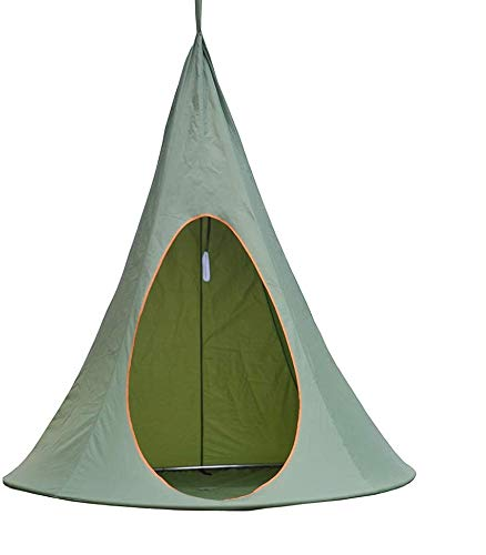 SHOE Unisex Hängend Baum Zelt Hängt Zelt Hängematte Hängesessel Hänge Zelt Outdoor-Freizeit-Camping-Zelt