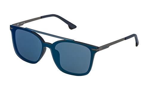 Police SPL528999NQB Gafas de sol, Azul, 99 Unisex