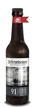 Störtebeker Nordik-Porter 30 Flaschen x0,33l