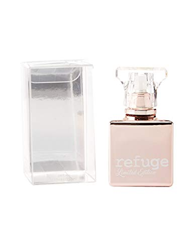 Charlotte Russe Refuge Holiday Version Perfume – 2017 Limited Edition Variation of Classic 1.7 Ounce