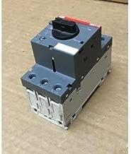 ABB MS116-2.5/51600109 3 POLE 1.6-2.5 AMPS MANUAL MOTOR STARTER 600V