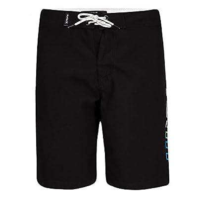 Hurley Boys' Classic Board Shorts, Black, 10