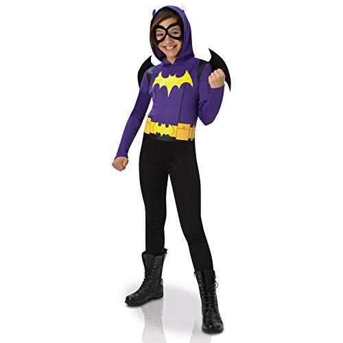 Rubies Warner–i-630017s–Disfraz clásico Batgirl Superhero Girls