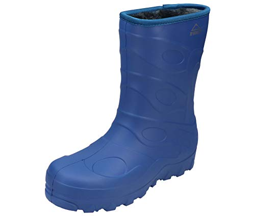 McKINLEY Kinder Gummistiefel Rock Uni Farben blau 25