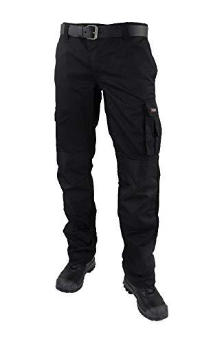 KRB Workwear Arbeitshosen mit Kniepolstertaschen - Langlebig - aus Baumwolle und Polyester, Oeko-TEX Zertifiziert