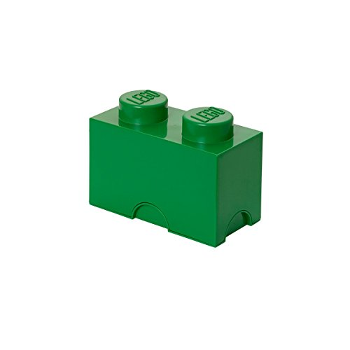 Lego L4002R - Bloque de lego 2, color verde