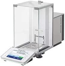 Mettler Toledo XSR104 Excellence Analytical Balance, 120g x 0.0001g; Internal Calibration