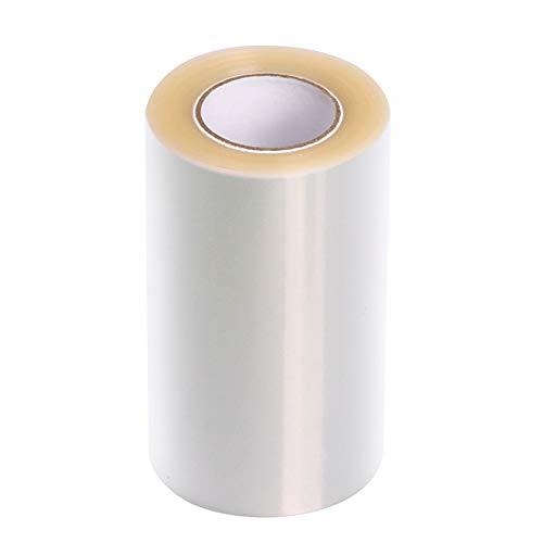 Gobesty - Collares de acetato de acetato transparente para tartas (15 cm x 10 m)
