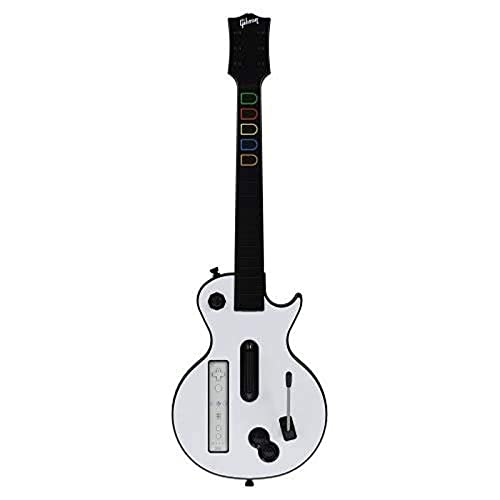 Guitar Hero: World Tour Wii Les Paul Wireless Guitar Controller (Wii) by ACTIVISION