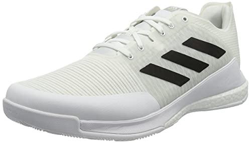 adidas Crazyflight M, Zapatillas Deportivas Hombre, FTWBLA/NEGBÁS/Gridos, 48 2/3 EU