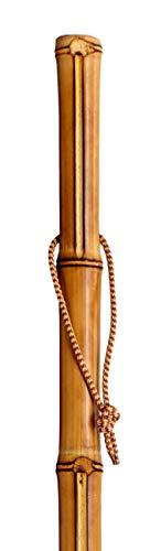 Bordón montaña caña bambú (538) senderísmo