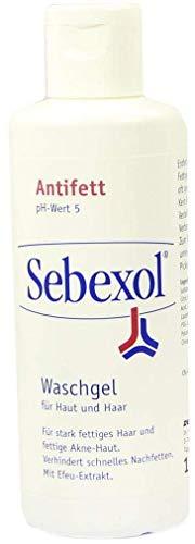 Sebexol Antifett Haut + Haar 150 ml Shampoo