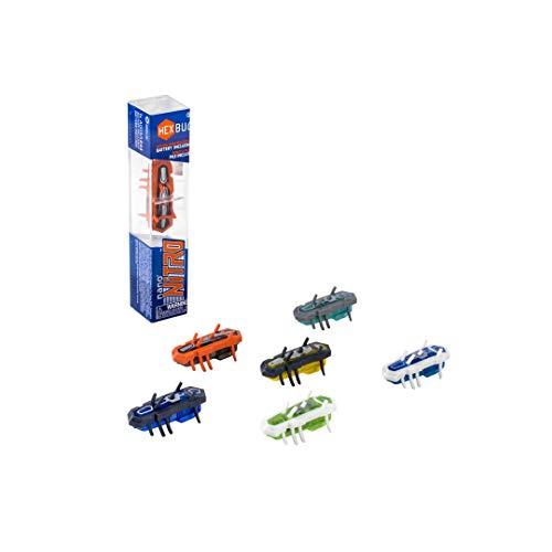 HQ Windspiration 415-4572 HEXBUG 501740 - Nano Nitro, Elektronisches Spielzeug