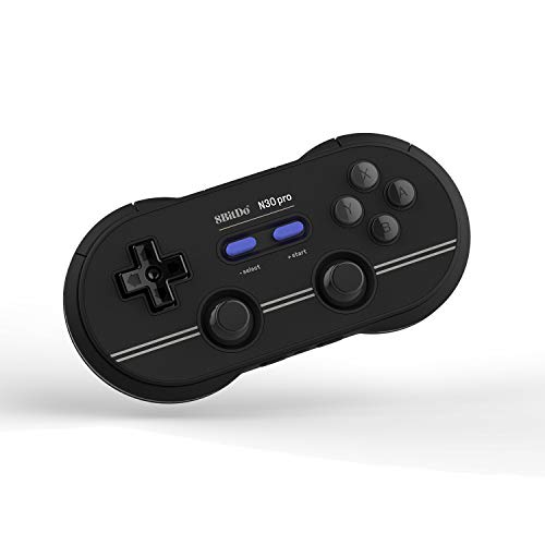 8Bitdo N30 Pro 2 Bluetooth Gamepad (M Edition) [Importación inglesa]