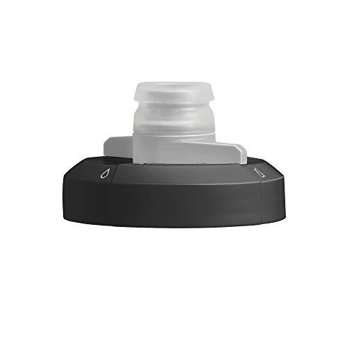 CAMELBAK Unisex– Erwachsene Podium and Peak Fitness Replacement Cap, Black, schwarz, One Size