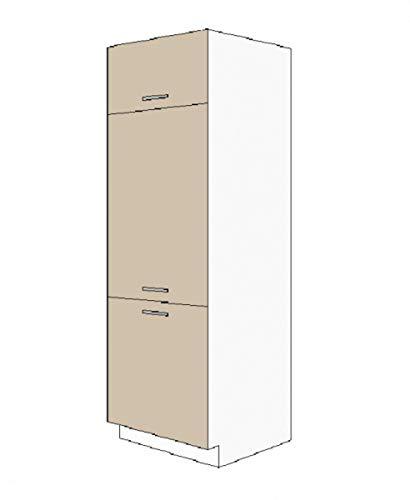 Küchen Gerätehochschrank 60 cm für das Modell,Dave 240 Eiche Sonoma Trüffel'