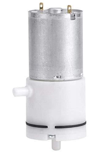 MZH Mini-Luftpumpenmotor - DC 12V Mikroelektrische Vakuumpumpe Luftpumpenverstärker für medizinisches Behandlungsinstrument