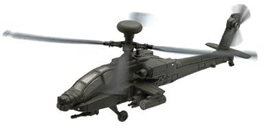 Corgi Toys Apache Modern Military Die Cast Aircraft