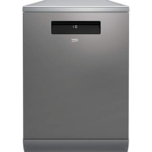 Beko DEN48420XDOS lave-vaisselle Autonome 14 places A++ - Lave-vaisselles (Autonome, Acier inoxydable, Taille maximum (60 cm), Noir, LCD, panier)