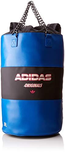 adidas Bucket Bag L Sac à dos loisir, 25 cm, 45 liters, Bleu (Reabri)