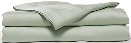 HotelSheetsDirect 100% Bamboo Bed Sheet Set (Queen, Light Green)