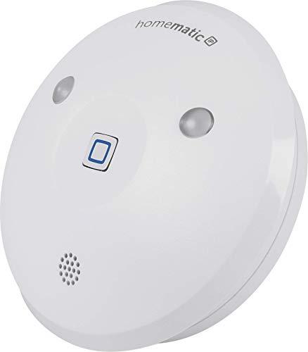 Homematic IP Smart Home Alarmsirene, akustische und optische Signalisierung, 142801A0