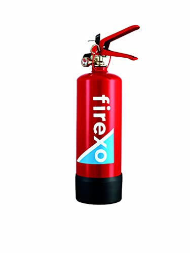 Firexo 2 Litre ALL FIRES Fire Extinguisher for ALL FIRE Types.