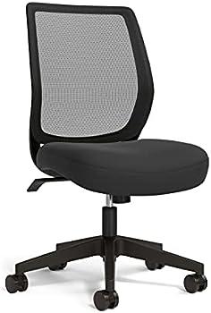 Union & Scale UN59378 Essentials Mesh Back Fabric Task Chair