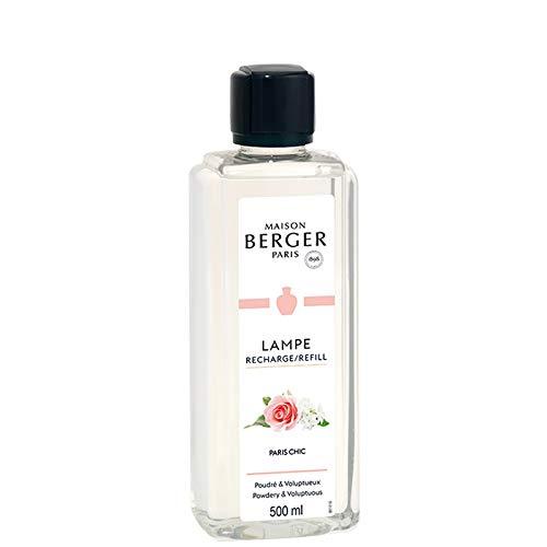 Lampe Berger Recambio para lámpara Paris chic Perfumes de viajes - 500 ml