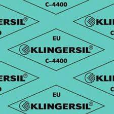 KLINGERSIL C-4400 Dichtungsplatte 3mm 500x500mm Klinger Dichtung KTW DVGW BAM