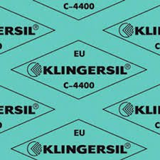 Dichtungsplatte aus Klingersil C-4400 (1000 x 1500 x 0,5 mm)