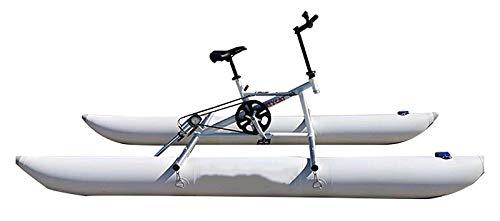 QQ HAO Pedal Bicicleta Barcos Inflables Kayak Bicicletas De Agua Deportes Acuáticos Touring Kayaks