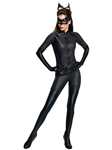 Rubie's The Dark Knight Rises Catwoman Grand Heritage Adult Deluxe Costume (Medium)