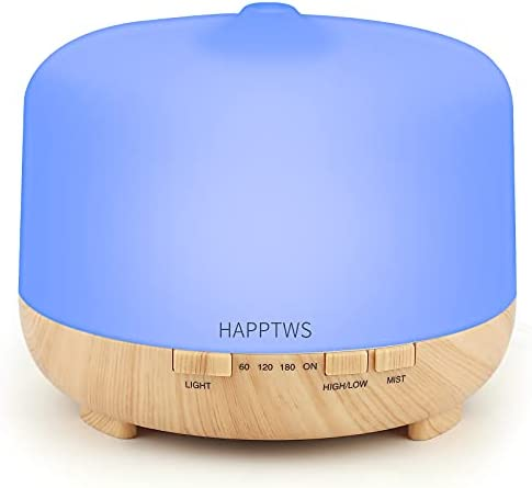 Top 10 Best essential oil diffuser without water Reviews